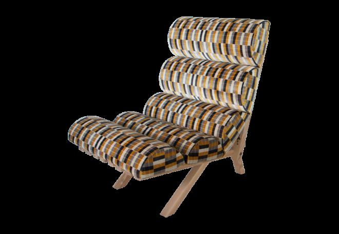 Chair Voyage : Underground District Gold