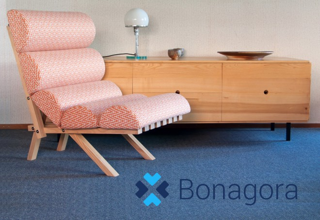 BONAGORA is my international agent to order the chair VOYAGE
